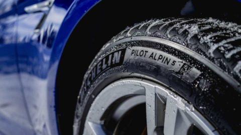Zimske gume Michelin Pilot Alpin 5